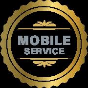 Sherhill Construction's Mobile Service Badge