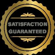 Sherhill Construction's Satisfaction Guaranteed Badge